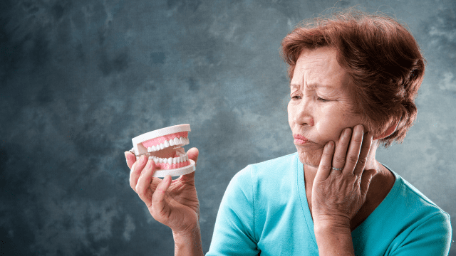 インプラント治療に対する不安